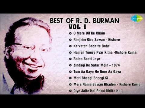 Best Of R D Burman Songs  Old Hindi Bollywood Songs  Audio Jukebox  R D Burman Songs
