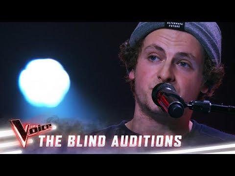 The Blinds: Daniel's original song | The Voice Australia Season 8