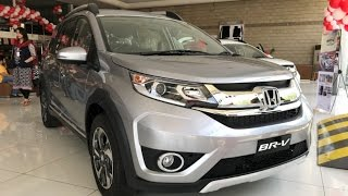 All-New 2017 Honda BR-V| Complete Review| Startup| Pakistan