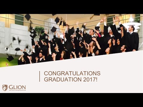 Glion Graduation 2017 - Full Ceremony