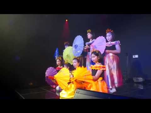 EPCC 20th Anniversary Dance Performance - Children Umbrella Dance at Mandarin Service