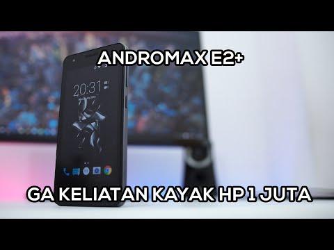 Andromax E2+ Review Indonesia - Bisa Jadi Raja HP Rp1 Juta