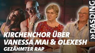 Kirchenchor reagiert auf: Vanessa Mai feat. Olexesh - Wir 2 immer 1 | DASDING