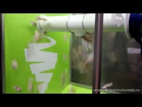 Вендинговый автомат Торнадо