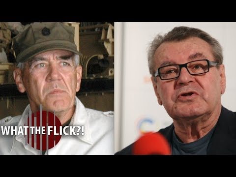 In Memoriam - Milos Forman And R. Lee Ermey
