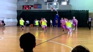 детский баскетбол. Мальчики 9 лет.