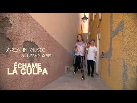 ECHAME LA CULPA ARIAN música