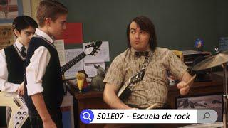 El nene de ESCUELA DE ROCK todavía se acuerda el riff (MAQE S01E07)