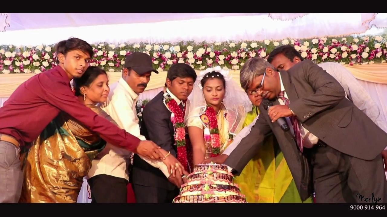 madish sukeerthi telugu christian wedding highlights