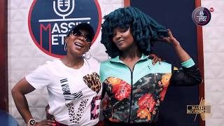 #MassivMornings | Moonchild Sanelly talks Beyoncé, twerks and exclusively debuts unreleased song