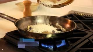 Mamma Mia!: Mushroom Risotto by Chef Matteo Meacci