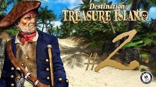 2 Давайте поиграем в Destination Treasure Island