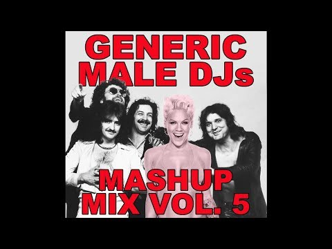 Mashup Mix 70s 80s 90s and Remixes Volume 5