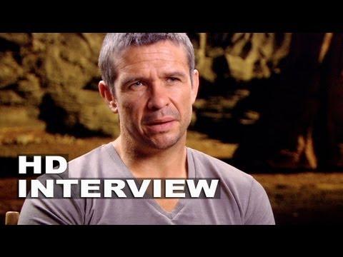 """Riddick: Matt Nable """"Boss Johns"""" On Set Interview"""