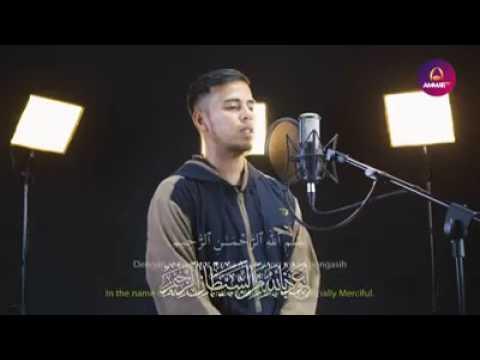 So, beautiful recitation of