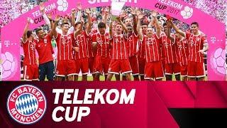 FC Bayern, Tolisso and Rodríguez win Telekom Cup | Recap