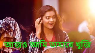 Jokhoni Rat Nijhum Thake ।  আজও আমি তাহারে খুজি । Saim Music