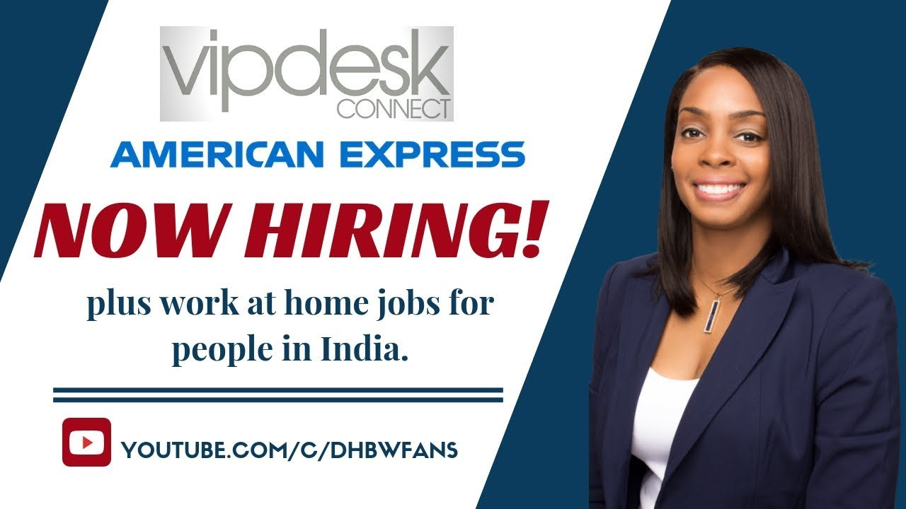 Now Hiring Travel Consultants $16/hr, Fashion Reps, + India Jobs| Work from  Home