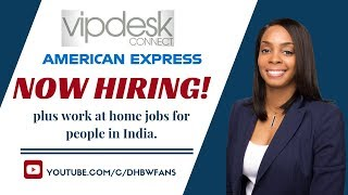Now Hiring Travel Consultants $16/hr, Fashion Reps, + India Jobs  Work from Home