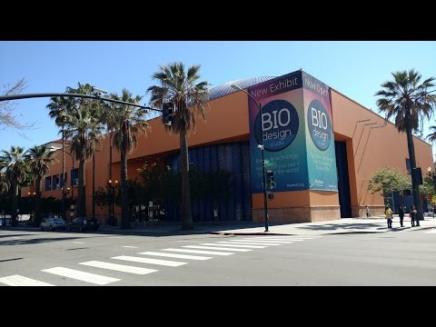 The Tech Museum of Innovation Tour 20170429