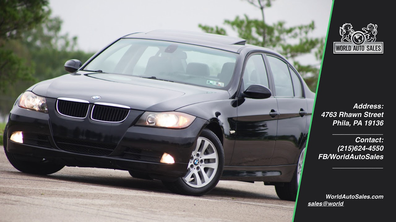 World Auto Sales >> Bmw 3 Series For Sale By Dealer Philadelphia World Auto Sales
