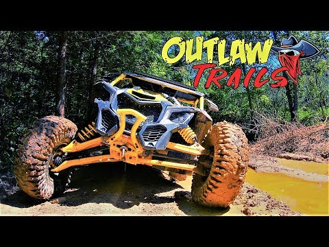 X3's And Turbo RZR's Hitting Outlaw Trails In West Virginia