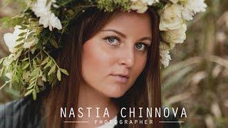 Свадебный фотограф Анастасия Чиннова промо ролик