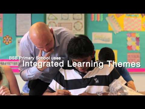 The British School of Brussels - Presentation video