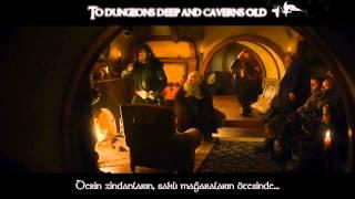 The Hobbit - Misty Mountains (Cold) + Lyrics (Türkçe Çeviri)