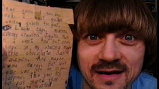 My Letter To Santa Claus 1978 --(Weird Paul)  Christmas 2014 Vlog Christmas Memories