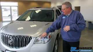2014 Buick Enclave Video Presentation At Wisconsin Buick Dealer Zimbrick