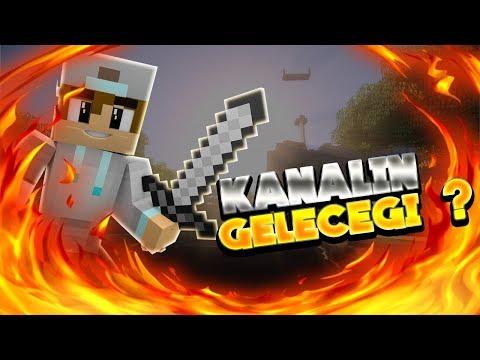 Kanalın Geleceği - Minecraft Survival Games #3