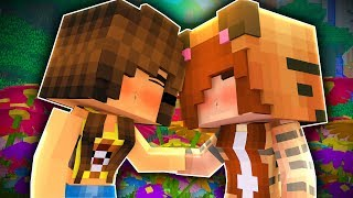 Minecraft Daycare - TINA KISSES GOLDY !? (Minecraft Roleplay)