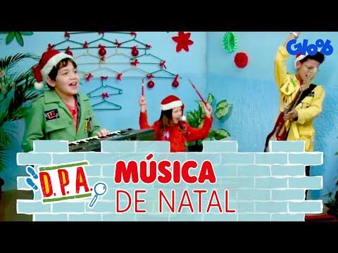 D.P.A.: Diversões no Prédio Azul | 'Música de Natal' Clipe Oficial | Gloob | Exclusivo Web