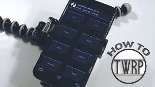 How to use TWRP! (Android)