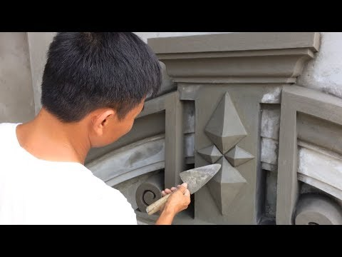Construction - Great Creative Ideas From Sand And Cement - Beautiful And Easy