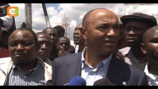 Peter Kenneth to drop 'Tunawesmake' slogan in 2017 campaign