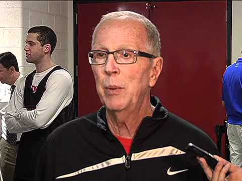 Steve Fisher Interview 02/10/11