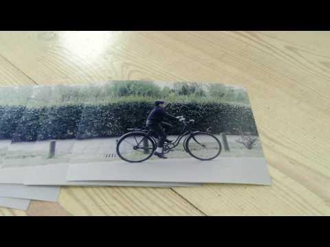 פרסומת מדהימה למצלמת אולימפוס PEN