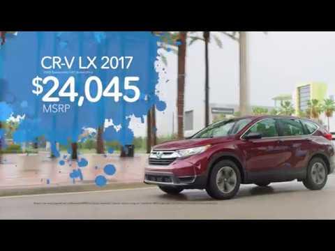 We Know | Tampa | 2017 CR-V | Spanish