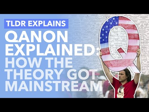 QAnon Explained: How The Conspiracy Became Mainstream - TLDR News