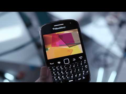 BlackBerry Bold 9900-9930 обзор возможностей