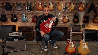 Mark Agnesi Talks About The Les Paul Classic
