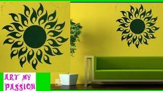 Diy|3d Wall Sticker|diy Wall Decor|diy Home Decor|diy Room Decor|art My Passion 23