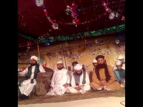Shan e Aulia by Mufti mian Tanveer Ahmed at sharqpur Shareef