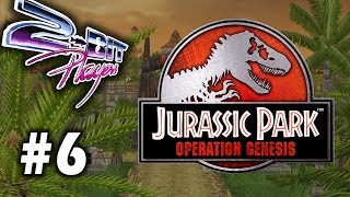 Jurassic Park: Operation Genesis Part 6 | Let There Be Raptors | 2-Bit Players