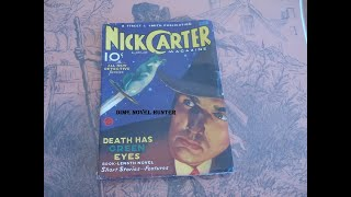 Nick carter detective magazine 1934 ...