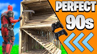 How To Do 90s Like A PRO On Console Fortnite! - Fortnite Tips PS4 + Xbox