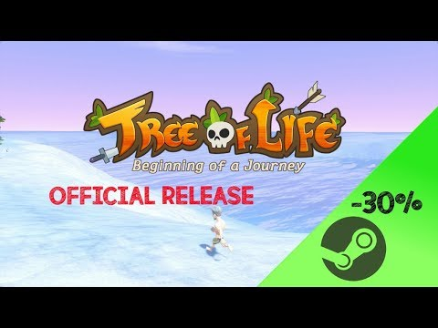 TREE OF LIFE MMO 1- Official Release Gameplay