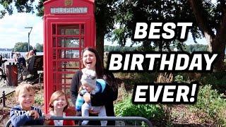 "My Birthday in ""Greenwich!"" - September 6, 2020 - MeetTheWengers Daily Vlog"